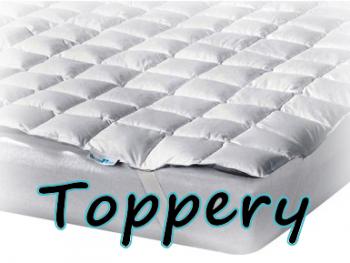 TOPPERY - komfortné chrániče matrace